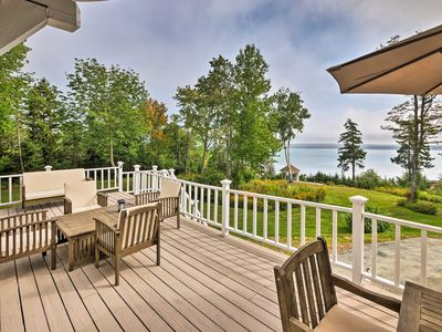 Photo for NEW! Luxe Sorrento Home w/ 200 Feet of Waterfront!