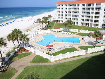 "Photo for ""El Matador Unit 259"" Gorgeous corner unit with great view of the Gulf"