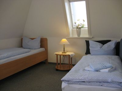Photo for Twin Room - guesthouse Wehrmann