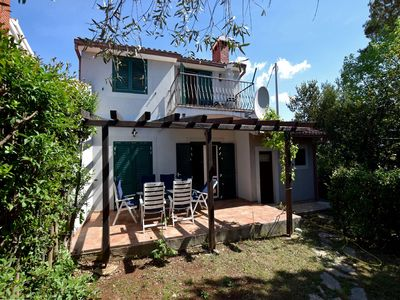 Photo for House Mungo-private garden and close to the beach (40342-K1) - Starigrad Paklenica