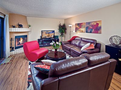 Photo for Unbeatable Location, Sparkling Pool, Tennis Courts, Upgraded Unit, and Much MOre