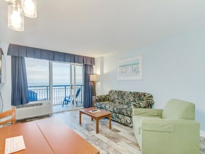 Photo for Boardwalk Resort Unit 437/Snowbird Special Rates Available!!!