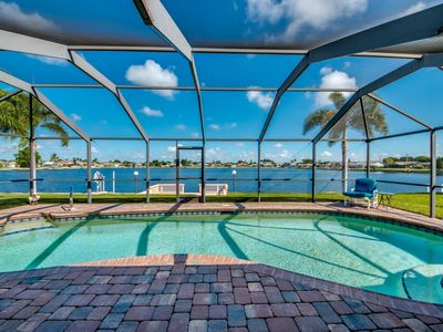 Photo for Lakefront Gem In Cape Coral/ YOUR SUMMER VACATION DESTINATION