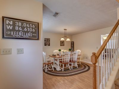 Photo for GreatGroupGetaway 15 min from Keeneland/Horse Park/Downtown/UK/Red Mile
