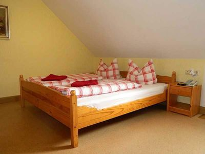 Photo for Double Room 22 - Gasthaus & Pension Am Rennsteig