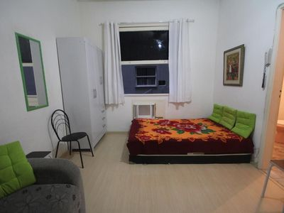 Photo for Apartment in Rio de Janeiro with Lift, Air conditioning (966837)