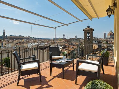 Photo for Apartments Florence - La Terrazza