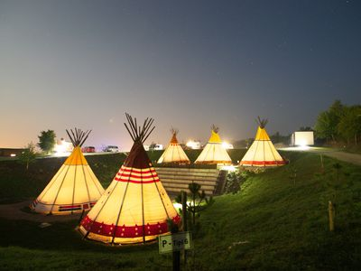 Photo for Indian Village Tipi Tent
