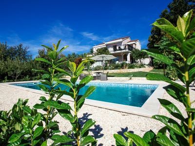 Photo for Villa Zen-Dalmatia-House with private pool and spacious garden-pet friendly