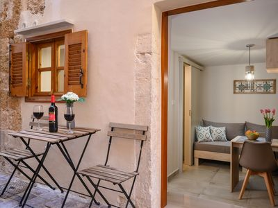 Photo for 1BR Apartment Vacation Rental in Chania