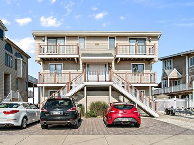 Photo for Bayfront Townhouse with outstanding views of bay and sunsets. 1 Boatslip included with property