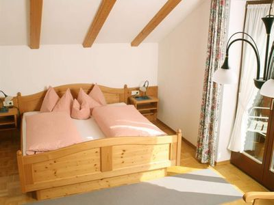 Photo for Deluxe comfort room 3 pers. - Guesthouse Ortner