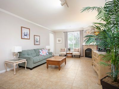 Photo for Spacious resort community 2bed/2bath condo with garage!