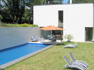 Photo for Fantastic modern house,build by an architect,with privat pool.