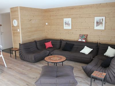 Photo for LARGE APARTMENT (70M2) in TIGNES LE LAC