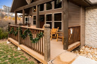 Whiskey River Lodge Table Rock Lake Boatslip Included Beautiful Lakeviews Branson