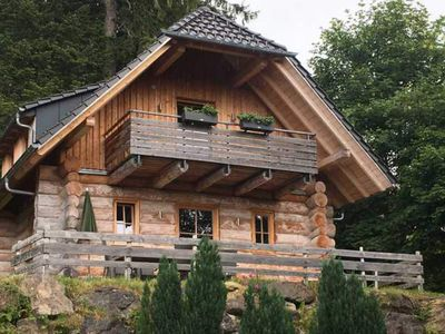 Photo for Hotel & Chalets Herrihof - for 1-8 persons, natural-chalets with mountain panorama