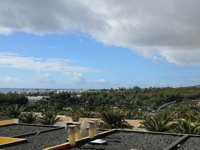 Photo for Nice apartment in Fuerteventura with sea view for rent