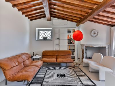 Photo for San Niccolo 70 Fancy Attic Terrace