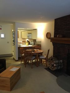 Photo for Ski On/Ski Off! Killington, VT - 2Bed, 2Bath, Sleeps 6