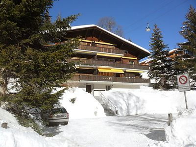 Photo for Apartment Chalet Bodmisunne in Grindelwald - 3 persons, 1 bedrooms