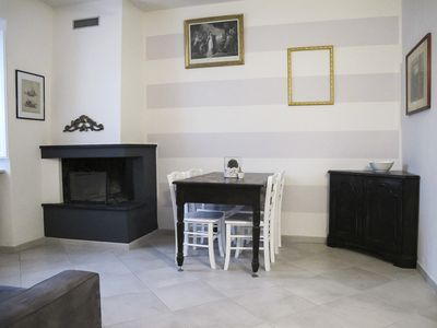 Photo for at the mouth of lean: 40sqm b & b, overlooking the mouth of the river, near 5terre