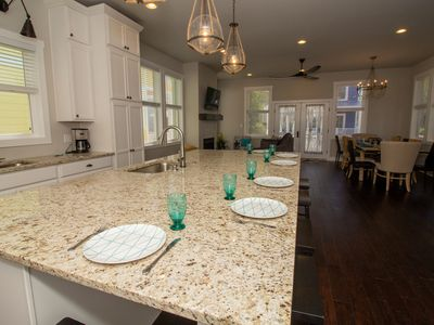 Photo for A Beautiful, Brand-New 5 bedroom home, 5 Minutes from Lake Michigan and pool!