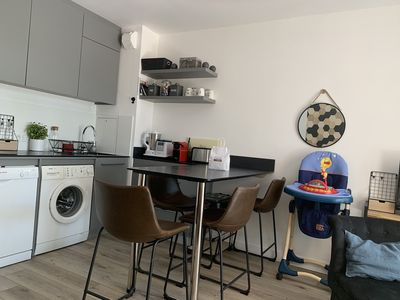 Photo for Flat 32m2 terrace full south 4 people new