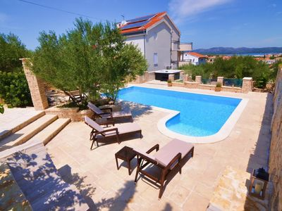 Photo for Holiday apartment Murter for 4 persons with 2 bedrooms - Holiday house