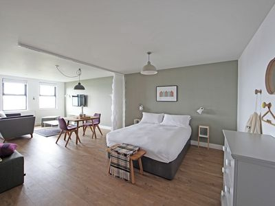 Photo for A john o'groat that sleeps 2 guests  in 1 bedroom
