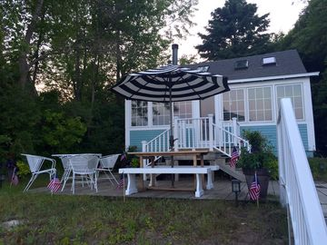 Life's a beach at BLUE HEAVEN COTTAGE!!!!