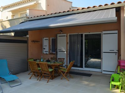 Photo for 2BR House Vacation Rental in cap d'agde, Occitanie