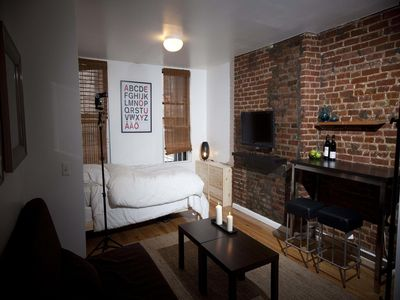 Photo for Studio apartment 1.4 km from the center of New York with Internet, Air conditioning (983301)