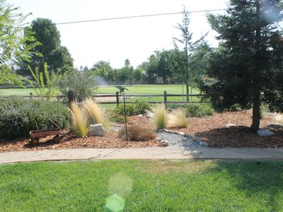 Photo for Home on 10th Fairway PR Golf Course centrally located Historic Paso Robles