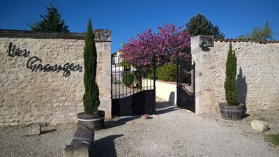 Photo for Domaine Les Granges Gites with 2 outdoor pools, restaurant,squash, gym
