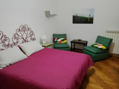Photo for Nice and comfortable apartment, located in an excellent context