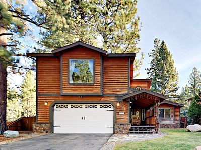Exterior - Welcome to South Lake Tahoe! This home is professionally managed by TurnKey Vacation Rentals.