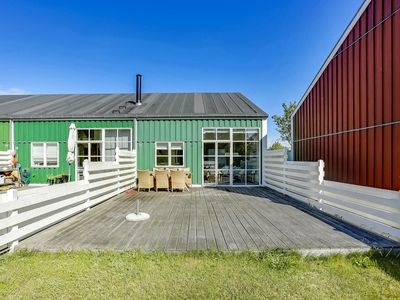Photo for 4-perons bungalow in the holiday park Landal Ebeltoft - on the coast/the beach