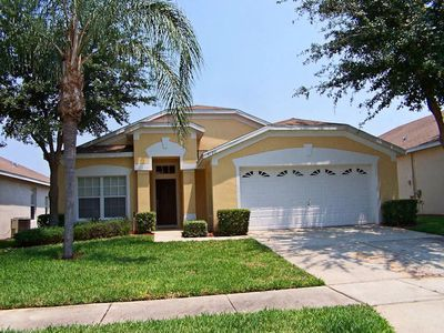 Photo for Beautiful 4 Bed Gated Pool Home At Windsor Palms Resort