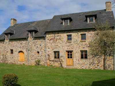 Photo for 5BR House Vacation Rental in Barenton, Normandie