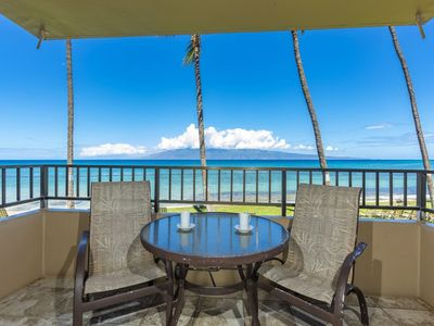 Photo for Surf's Up! Family Hit w/Kitchen Ease, WiFi, Flat Screen, DVD, Lanai–Paki Maui 101