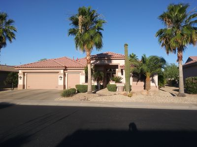 Photo for Excecutive style ranch home in a active senior adult community