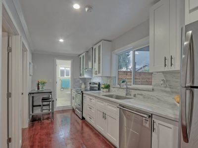 Photo for Beautifully remodeled home, conveniently located to all the best of San Jose!