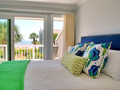 Photo for OCEANFRONT Villa with Screened Porch in Wild Dunes Resort!