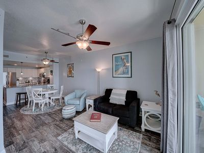 Photo for Newly Listed Gulf Front 2 Bedroom w/ Beach Chairs