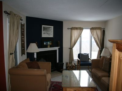 Photo for Sugarbush VT Condo! Located In The Village at Lincoln Peak!