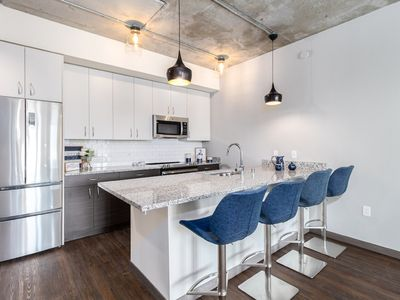 Photo for Apartment Vacation Rental in Milwaukee, Wisconsin