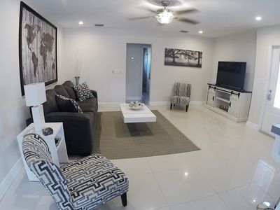 Photo for Modern 3/2 Ft. Lauderdale Home by Las Olas / Beach