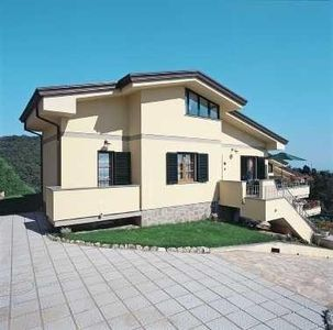 """Photo for House in the hills with private pool and sea views.""""WiFi free"""""""
