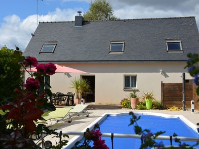 Photo for Property with heated pool on fenced in quiet area
